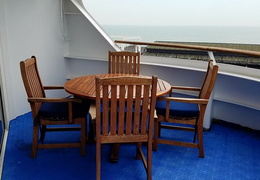 norway cruise 2017 13 pacific princess cabin8067 36