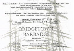 royal clipper bvi christmas 2016 000 daily activities dec 27th pg1