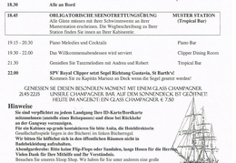royal clipper bvi christmas 2016 000 leaving barbados 17th 18th daily activities dec 18th pg3