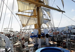 royal clipper bvi christmas 2016 leaving barbados 17th 18th 037
