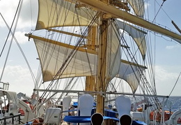 royal clipper bvi christmas 2016 leaving barbados 17th 18th 039