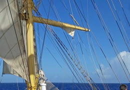 royal clipper bvi christmas 2016 leaving barbados 17th 18th 041