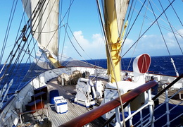 royal clipper bvi christmas 2016 leaving barbados 17th 18th 044