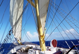 royal clipper bvi christmas 2016 leaving barbados 17th 18th 046