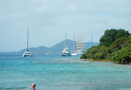 royal clipper bvi christmas 2016 sopers hole 20th 044