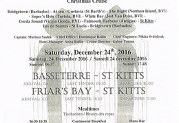 royal clipper bvi christmas 2016 st kitts 24th 000 daily activities dec 24th pg1
