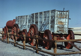 death valley 20mule team wagon