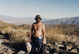 death valley mountain man ernie