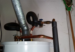 circulating hot water repair 04