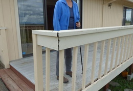 deck railing replacement 2015 08