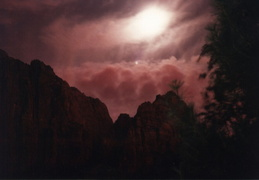 zion sunset 012