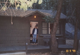 yosemite camp currey cabin