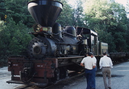 yosemite railway no 10