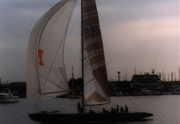 americas cup yacht 1985 06