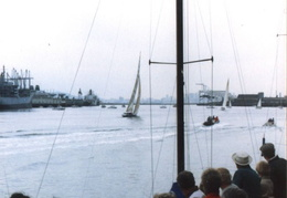 americas cup yachts 1992 02
