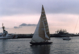 americas cup yachts 1992 05
