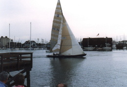 americas cup yachts 1992 07