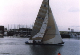americas cup yachts 1992 08