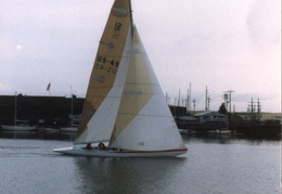 americas cup yachts 1992 09