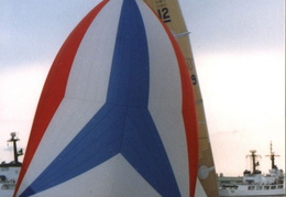 americas cup yachts 1992 10