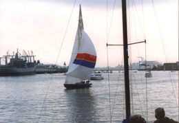 americas cup yachts 1992 11