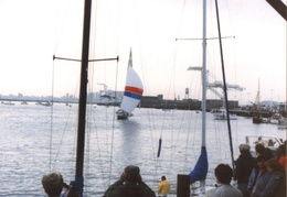 americas cup yachts 1992 13