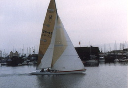 americas cup yachts 1992 15
