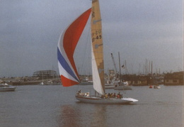 americas cup yachts 1992 16