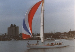 americas cup yachts 1992 17