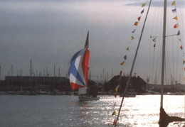 americas cup yachts 1992 18