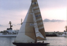 americas cup yachts 1992 20