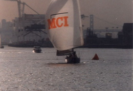 americas cup yachts 1992 25