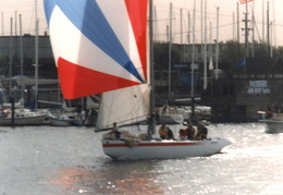 americas cup yachts 1992 28