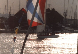 americas cup yachts 1992 29