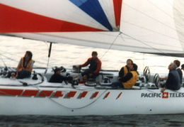 americas cup yachts 1992 42