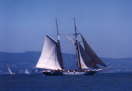 Sailing_On_SF_Bay_1992