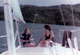 sailing whiskeytown lake 1982 2
