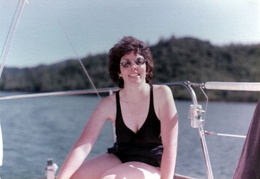 sailing whiskeytown lake 1982 5