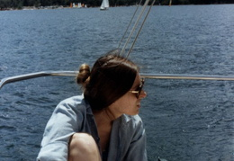 sailing whiskeytown lake 1982 6