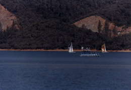 whiskeytown lake 1982 05