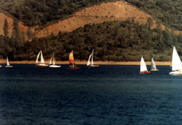 whiskeytown lake 1982 09