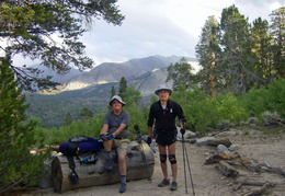 hilton lakes backpacking august 2015 027