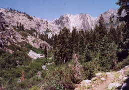 trinity alps backpacking 2003 17