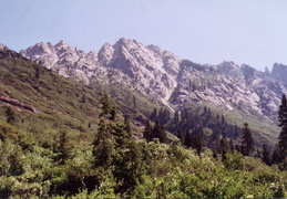 trinity alps backpacking 2003 19