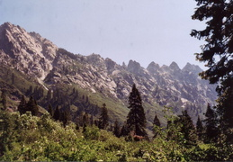 trinity alps backpacking 2003 20
