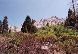 trinity alps backpacking 2003 21
