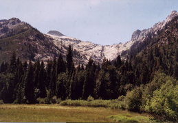 trinity alps backpacking 2003 22