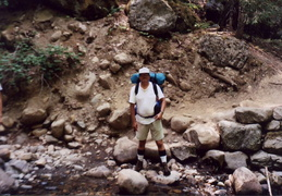trinity alps backpacking 2003 34