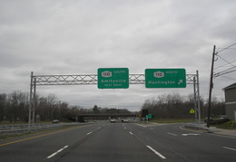 amityville route 110 south