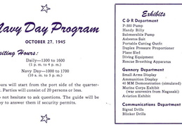 navy day 1945 brochure page 5